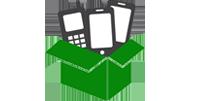 Phone-box-Smartphone-Gebrauchtmarkt